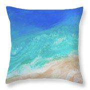 Ocean Series 02 Throw Pillow