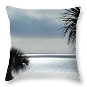 Ocean Spectacular Throw Pillow