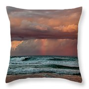 Ocean Spirit Throw Pillow