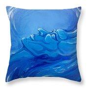 Ocean Spirit Throw Pillow