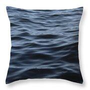 Ocean Water Throw Pillow