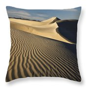Oceano Dunes Throw Pillow