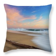 Oceano Pacifico Throw Pillow