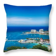 Ocho Rios Throw Pillow