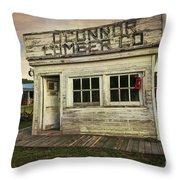 O'connor Lumber Co Throw Pillow