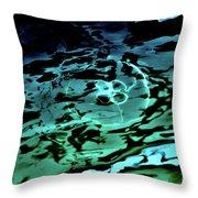 Oddysea 1 Throw Pillow