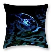 Oddysea 3 Throw Pillow