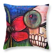 Ode To Kings Throw Pillow