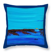 Ode To Rachel Carson Throw Pillow