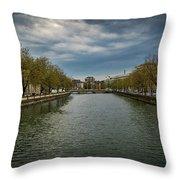 O'donovan Rossa Bridge Throw Pillow