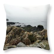 Of Nature And Beyond Throw Pillow