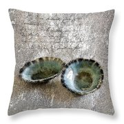 Of The Sea 2 Throw Pillow