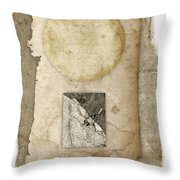 Of Time And Paper Throw Pillow