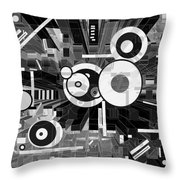 Off The Grid 50 Throw Pillow
