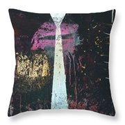 Offering Bowl 2 Throw Pillow