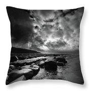 Ogmore By Sea 4 Throw Pillow
