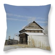 Oh Chute Throw Pillow