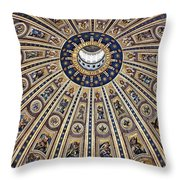 Oh Gloria Throw Pillow