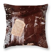 Oh Israel... Throw Pillow
