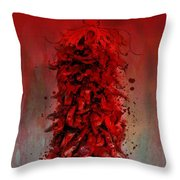 Oh So Hot Throw Pillow
