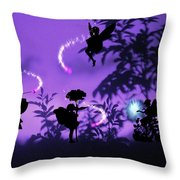 Oh,what A Night Throw Pillow