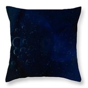 Oils In Oil In Water Throw Pillow
