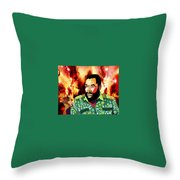 Ojukwu Throw Pillow