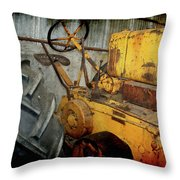 Ol Yeller 2 Throw Pillow
