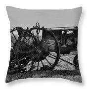 Old Betsy Throw Pillow