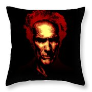 Old Codger Throw Pillow