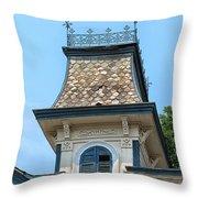 Old Cupola Throw Pillow