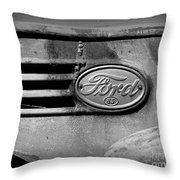 Old Ford 85 Throw Pillow