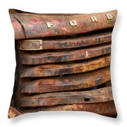 48 Ford F-1 Throw Pillow