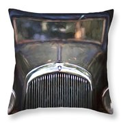 Old Reliable Throw Pillow