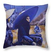 Old Riyadh Throw Pillow
