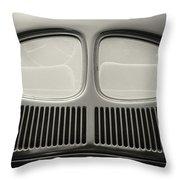 Old Split Throw Pillow