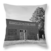 Old Store  Throw Pillow
