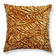 Old Thoughts - Tile Throw Pillow