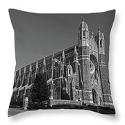Old West End Our Lady Queen Of The Most Holy Rosary Cathedral II Throw Pillow