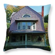 Old West End Pink 8 Throw Pillow