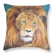 Old World Nobility Throw Pillow