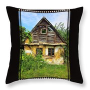 Oldhaus Throw Pillow
