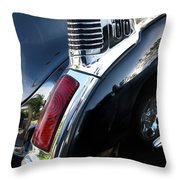 Old's 88 Tailend Throw Pillow