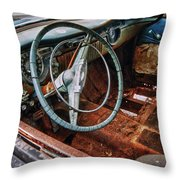 Olds Interior Throw Pillow