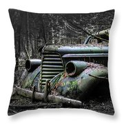 Oldsmobile 3 Throw Pillow