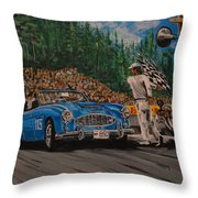 Ole Patsy Throw Pillow