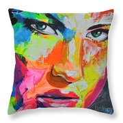 Olesha Throw Pillow