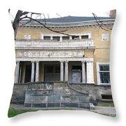Olney Art Gallery Throw Pillow
