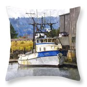 Olympic Throw Pillow