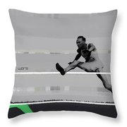 Olympic Wars Throw Pillow